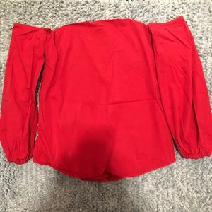 Red Theory blouse